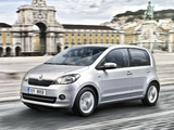 Škoda Citigo 5-door 2012 wallpapers