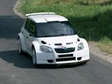 Photos of Škoda Fabia Super 2000 Prototype 2008