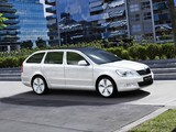 Photos of Škoda Octavia Green E Line Concept (1Z) 2010
