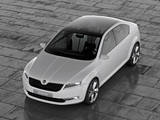 Škoda VisionD Concept 2011 pictures