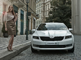 Škoda VisionD Concept 2011 wallpapers