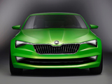 Škoda VisionC Concept 2014 wallpapers