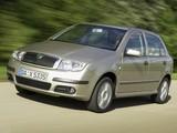 Images of Škoda Fabia 2005–07