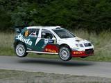Photos of Škoda Fabia WRC (6Y) 2003–08