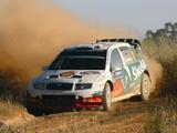 Pictures of Škoda Fabia WRC (6Y) 2003–08