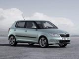 Pictures of Škoda Fabia (5J) 2010