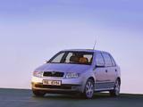 Škoda Fabia 1999–2005 images
