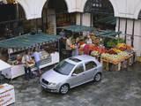 Škoda Fabia (6Y) 1999–2005 wallpapers