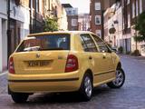 Škoda Fabia UK-spec (6Y) 1999–2005 wallpapers