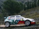 Škoda Fabia WRC (6Y) 2003–08 photos