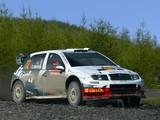 Škoda Fabia WRC (6Y) 2003–08 wallpapers