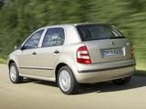 Škoda Fabia 2005–07 images