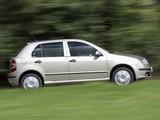 Škoda Fabia 2005–07 pictures