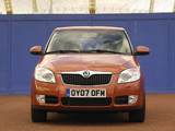Škoda Fabia UK-spec (5J) 2007–10 images
