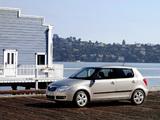 Škoda Fabia 2007–10 pictures
