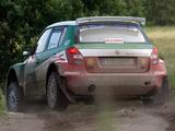 Škoda Fabia S2000 (5J) 2009–10 pictures