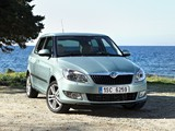 Škoda Fabia (5J) 2010 photos