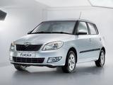 Škoda Fabia (5J) 2010 pictures