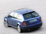 Škoda Fabia Combi Paris Concept (6Y) 2002 wallpapers