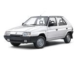 Photos of Škoda Favorit (Type 781) 1987–94