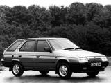 Photos of Škoda Favorit Estate Silverline (Type 785) 1993–95