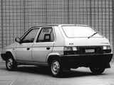 Pictures of Škoda Favorit (Type 781) 1987–94