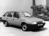 Škoda Favorit Estate (Type 785) 1991–95 images