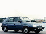 Škoda Favorit Flairline UK-spec (Type 781) 1992–93 wallpapers