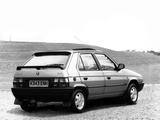 Škoda Favorit Silverline UK-spec (Type 781) 1993–94 photos