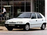 Photos of Škoda Felicia UK-spec (Type 791) 1994–98