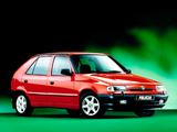 Škoda Felicia (Type 791) 1994–98 pictures