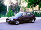 Škoda Felicia (Type 791) 1998–2001 images
