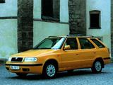 Škoda Felicia Combi (Type 795) 1998–2001 images