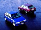 Škoda Felicia & Felicia Combi 1998-2001 pictures