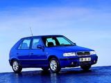 Škoda Felicia (Type 791) 1998–2001 pictures