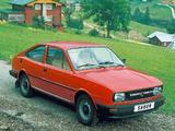 Škoda Garde (Type 743) 1981–84 pictures