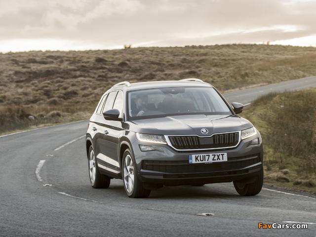 Images of Škoda Kodiaq UK-spec 2016 (640 x 480)