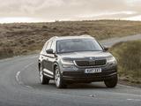 Images of Škoda Kodiaq UK-spec 2016