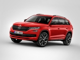 Images of Škoda Kodiaq 4×4 Sportline 2017