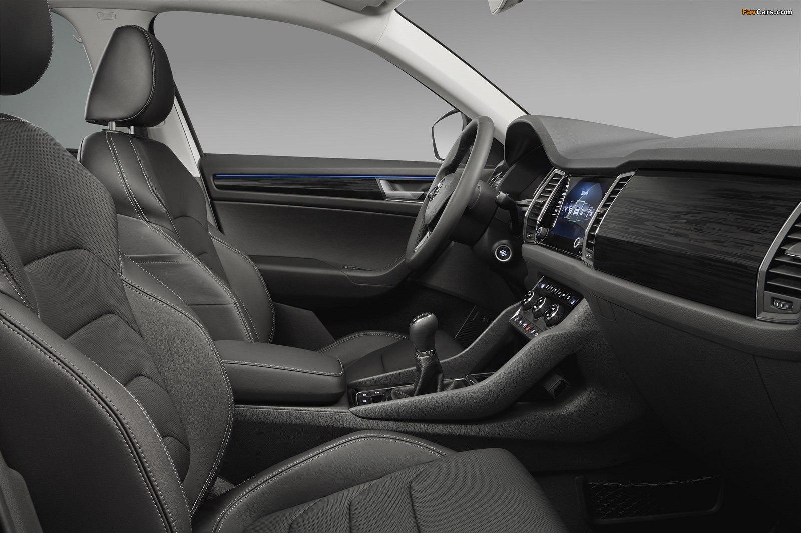 Photos of Škoda Kodiaq 2016 (1600 x 1066)