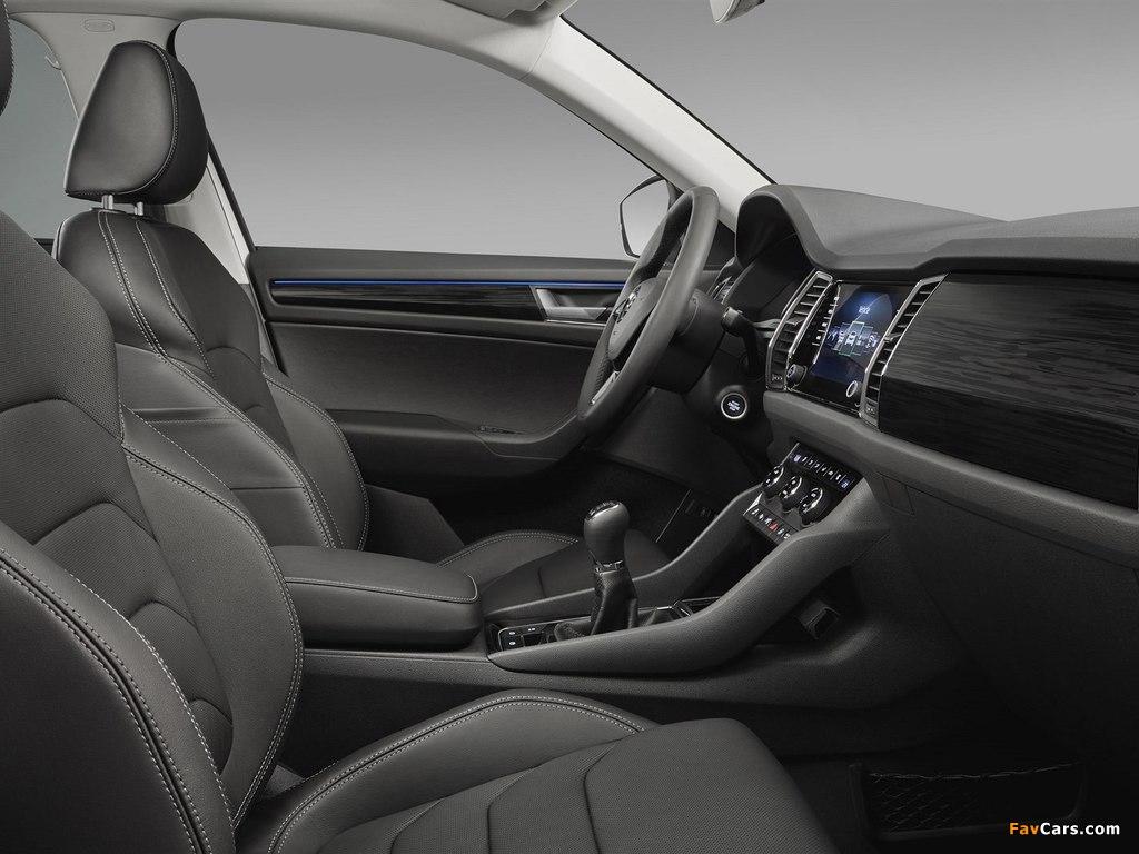 Photos of Škoda Kodiaq 2016 (1024 x 768)