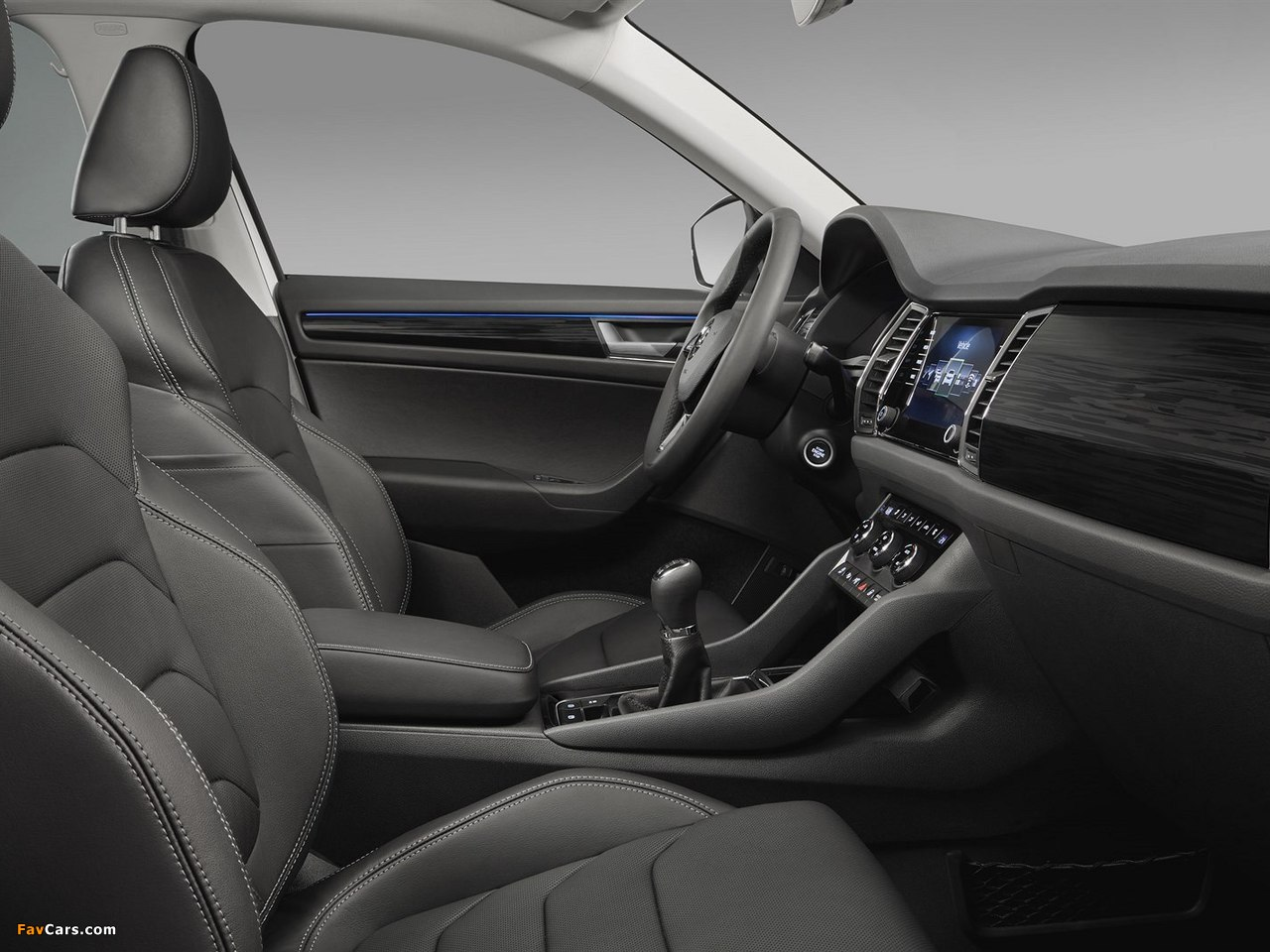 Photos of Škoda Kodiaq 2016 (1280 x 960)