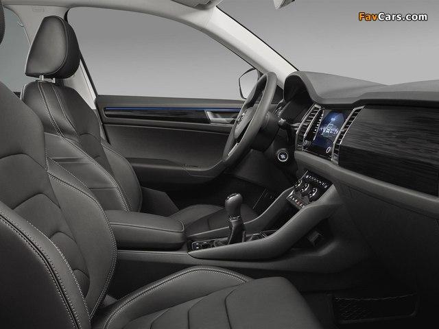 Photos of Škoda Kodiaq 2016 (640 x 480)