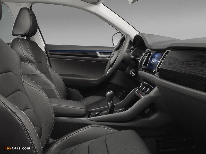 Photos of Škoda Kodiaq 2016 (800 x 600)