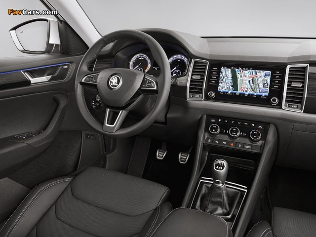 Photos of Škoda Kodiaq 2016 (640 x 480)