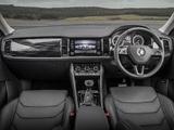 Photos of Škoda Kodiaq UK-spec 2016