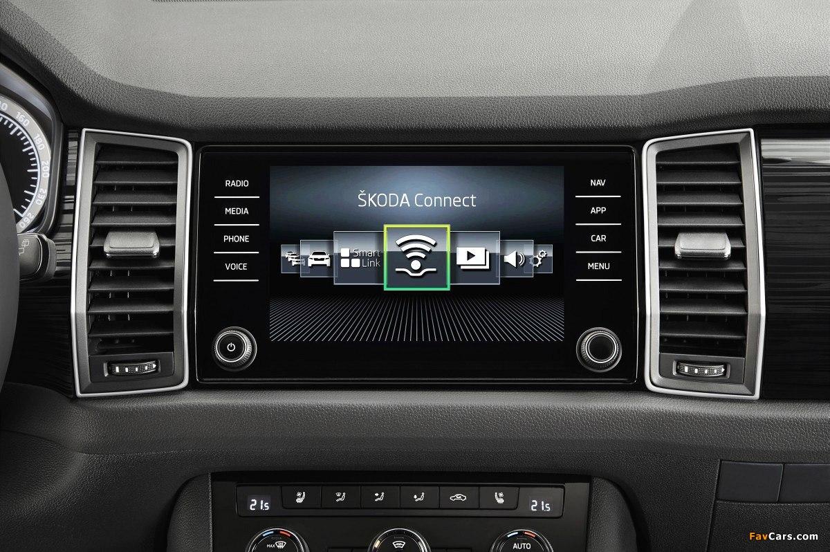 Škoda Kodiaq 2016 images (1200 x 798)
