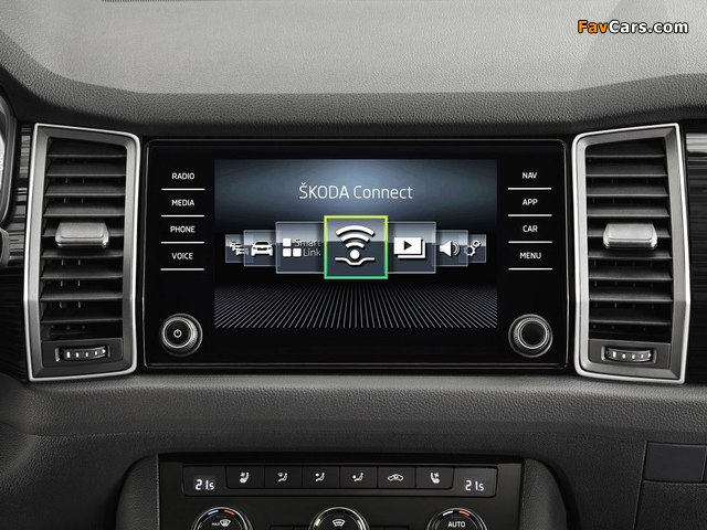 Škoda Kodiaq 2016 images (640 x 480)