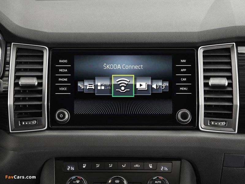 Škoda Kodiaq 2016 images (800 x 600)