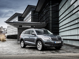 Škoda Kodiaq UK-spec 2016 images